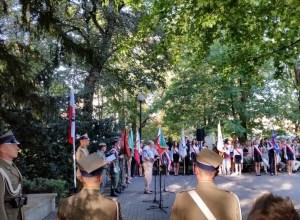 Obchody 72. rocznicy wywózki mężczyzn z Włoch w 1944