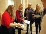 Projekt Osobiste MNW - wizyta wolontariuszy 8a w Muzeum Narodowym w Warszawie