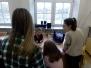 Rozmowa przez Skype z uczniami ze szkoły w Zruč nad Sázavou, Czechy